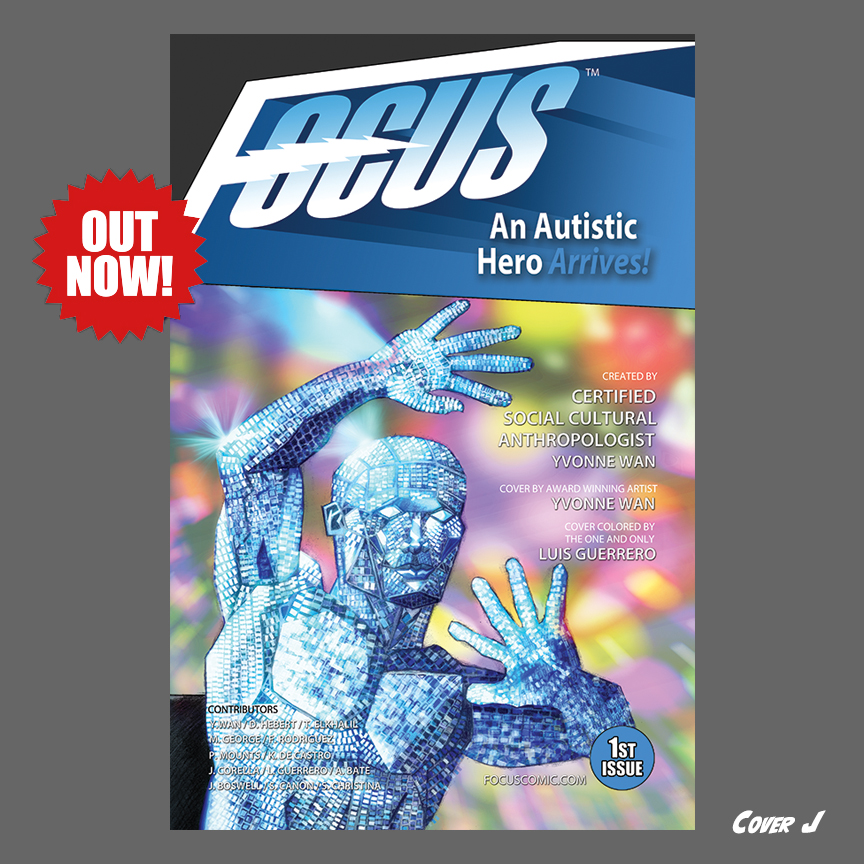 Focus Comic: Cover J