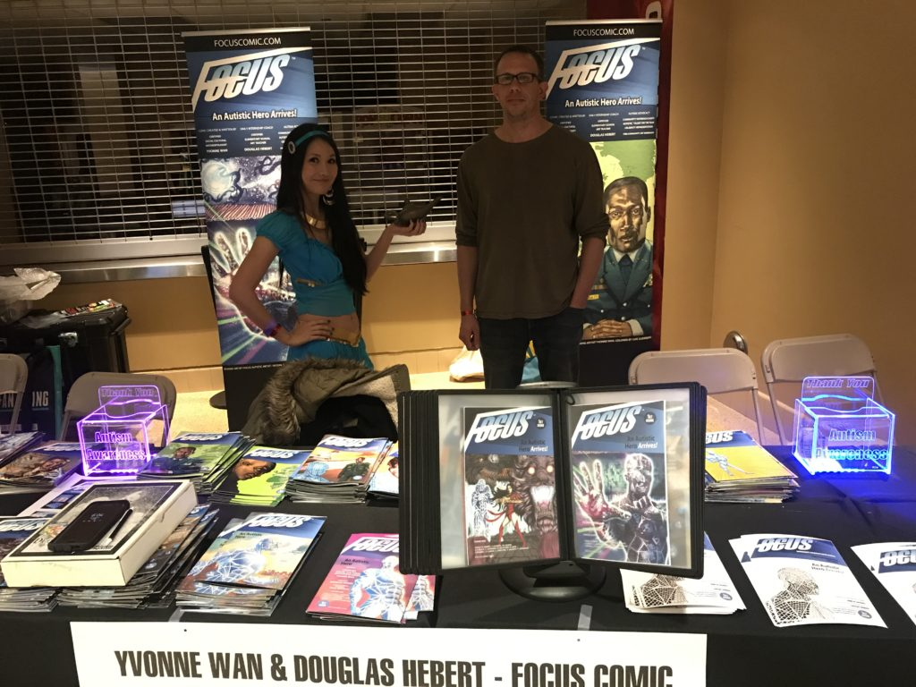 Focus Community Outreach Event at Ace Comic Con Arizona