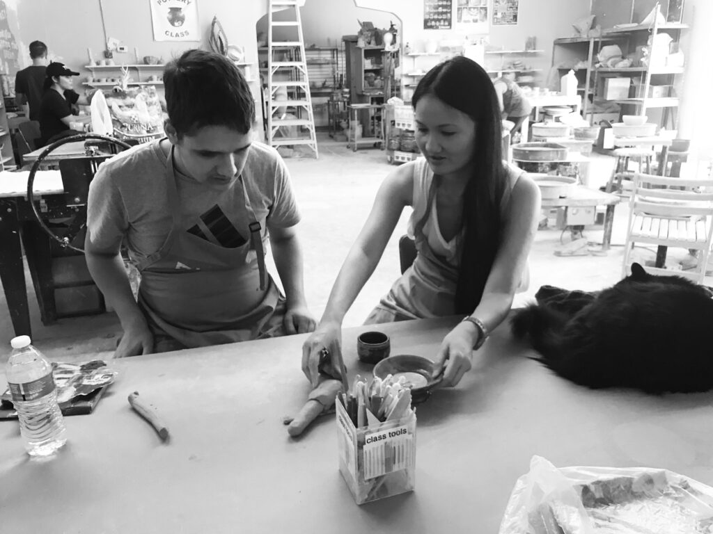 Focus Comic Free Art Summer Camp for autistic kids and young adults – Day 1&2